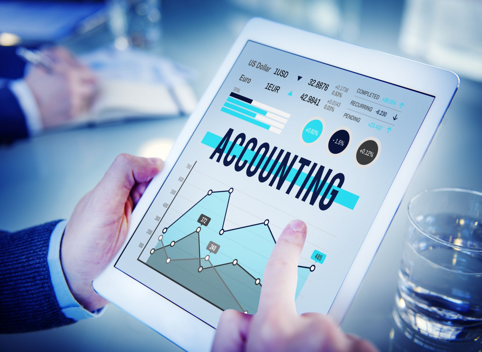 Emerging Trends in Accounting Technology
