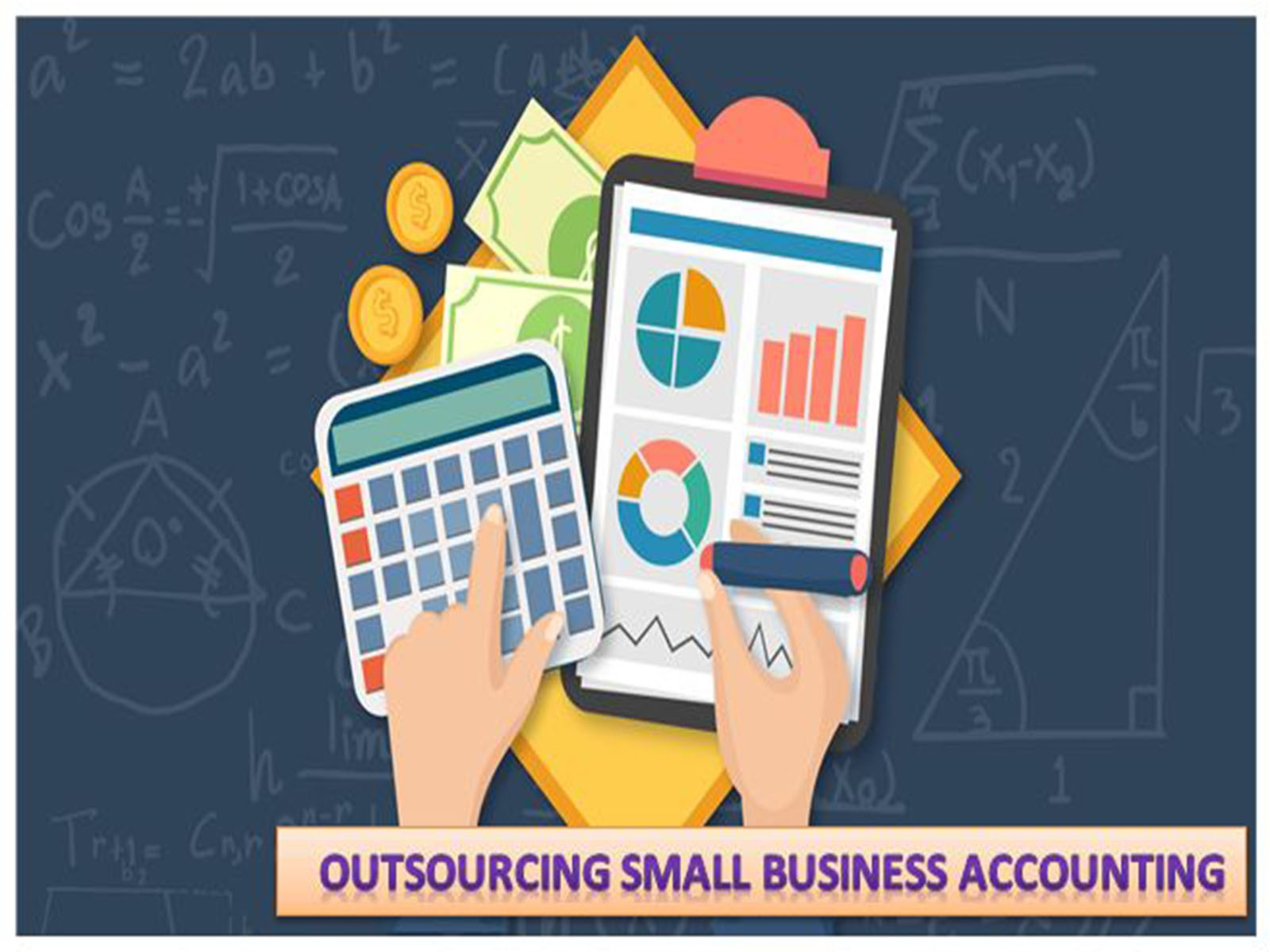 Outsourcing Your Small Business Accounting